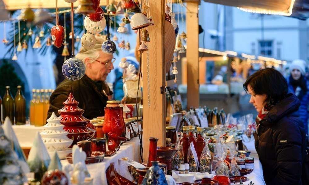 Visitate il mercatino di Natale del Lago di Caldaro e altri mercatini di Natale