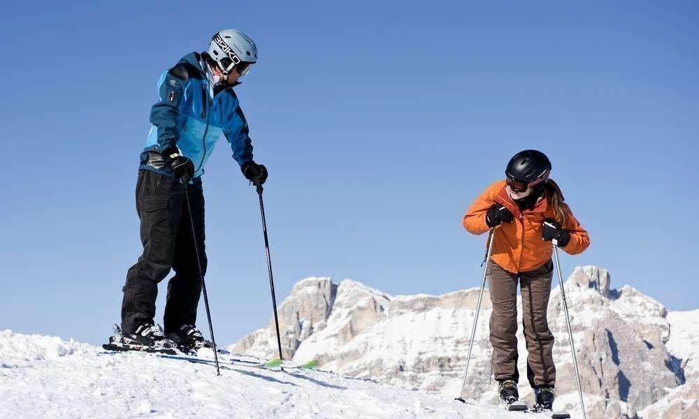 Vacanza invernale al Lago di Caldaro: diverse aree sciistiche nelle vicinanze